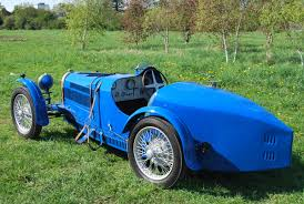 There was no end to the breadth of competitive events that the type 37a was entered in. 1957 Bugatti Type 37 Tribute For Sale At Auction