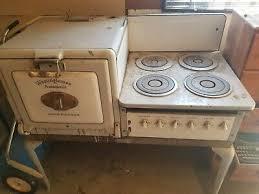 stoves vintage range