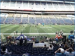 Seahawks Stadium Seating Stadium Seating Chart Field Hotels