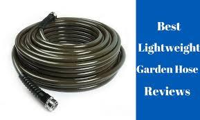 coiled hose best lightweight garden hose reviews 2018 our top 5 picks garden