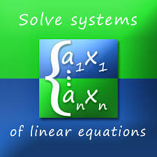 calculator for solving systems of linear equations 2x2 3x3 4x4 5x5 6x6 7x7 8x8 9x9