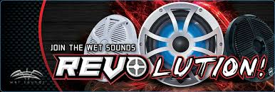wet sounds marine audio wakeboard tower speakers amplifiers universal bluetooth receiver revo series bluetooth rocker switch stealth surge6 wet sounds specials