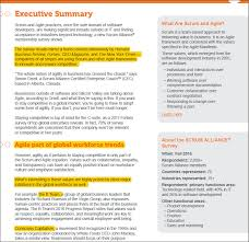 Survey Report 5 Tips To Writing The Executive Summary Of A Survey Report