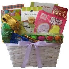 easter cheer gift basket