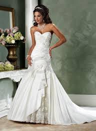 cheap strapless wedding dresses dresscab