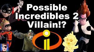 incredibles 2 villain.  Villain In Incredibles 2 Villain