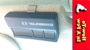 change battery in garage door opener garage door battery garage door opener battery replacement how to