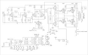 ultra linear monoblock schematic diagram