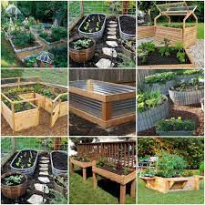 49 beautiful diy raised garden beds