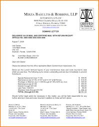 5 Certified Letter Format Examples Farmer Resume