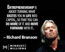 Entrepreneurship Quotes 100 Richard Branson Quotes on Entrepreneurship Business Mindset 100 24