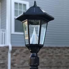 Windsor Solar Lamp 3 Inch Pole Mount Gs 99f Gamasonic Solar Lighting