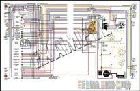 gm truck parts 14512c 1963 chevrolet truck full colored wiring 1963 chevrolet truck full colored wiring diagram