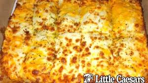 Little Caesars Zesty Jalapeno Cheesy Italian Bread Recipe Special
