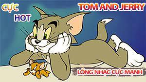 Tom And Jerry 2021   Hoạt Hình Lồng Nhạc Sàn Cực Mạnh Mới Nhất 2021