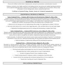 Technical Resume Writing Service Resume Template