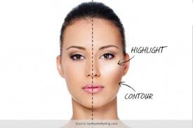 how to make round face look thinner