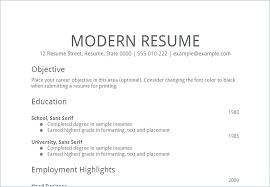 Example Of Basic Resume Basic Resume Examples Unique Example Basic