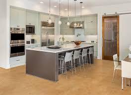 cork flooring kitchen. Plain Kitchen Logan Cork Floors Modern Kitchen Design Island Cabinets With Cork Flooring Kitchen I