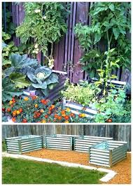 corrugated garden beds easy access raised garden bed galvanised garden beds adelaide