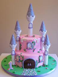 Castle Cake This Design Was Based On A Castle Cake I Did I Flickr