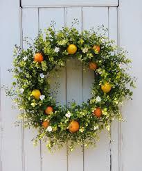 front door wreaths for summerSummer Wreath Summer Wreath for Front Door Summer Front Door