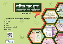 Mathematics Charts And Formula Book Hindii Class10