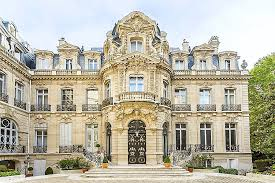Crush of the Day Second Empire Style Van Dyck Mansion Paris