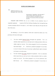 Examples Of Eviction Notices Template Eviction Notice Letter Template 14