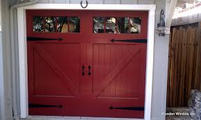Faux Garage Door Windows Metal Garage Doors That Look Like Wood For Our Barn Accents