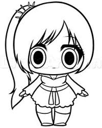 Small Picture Chibi Pokemon Coloring Pages Step 8 How to Draw Chibi Katniss
