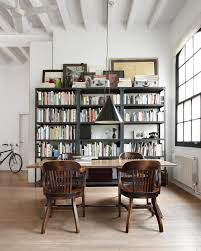 Industrial Style Dining Room Tables Affordable Industrial Bookshelves Apartment Living Room