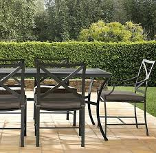 restoration hardware outdoor furniture covers. Restoration Hardware Outdoor Rectangular Dining Table Painted Metal Furniture Covers .