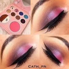 beautiful makeup look using the thatsheart palette from bh cosmetics