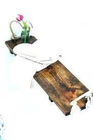 bathtub tray caddy water fountain ideas garden firstlasclub co