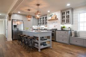 Fixer Upper Cottage Farm House Kitchen Fixer Upper Kitchen