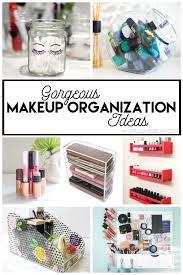 gorgeous makeup organization ideas on lovesglam