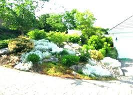 Rock Garden Design Ideas Unique Small Front Yard Landscaping Ideas With Rocks Rock Garden Designs