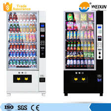 Vending Machine Small Extraordinary Automatic Small Food Vending Machine With Coin And Crush Buy Food