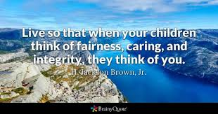 Quotes About Integrity Best Integrity Quotes BrainyQuote