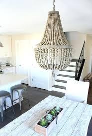 modern farmhouse chandelier beaded chandeliers invaluable lighting lessons satori design for living kitchen black