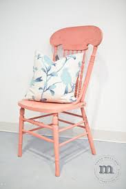 Apron Strings Chair sold mango reclaimed