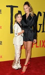 Ava Michelle & Sabrina Carpenter Height Comparison