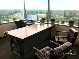 terrific zoom office inspirations rustic