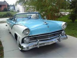 1955 Chevrolet Sunliner Convertible for Sale | ClassicCars.com ...