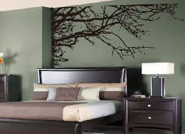 pleasant branch wall decor minimalist large tree branches vinyl tliving room bedroom walldecal diy birch