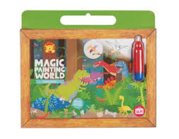 Magic Painting World - Dinosaurs Toys for 3 Year Old Boys | Gifts \u0026 Presents from Wicked Uncle UK
