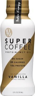 Super coffee™ protein + mct oil. Kitu Super Coffee Vanilla Vanilla Coffee Vanilla Bean Perfect Drinks