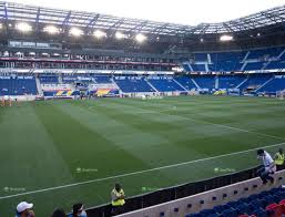 Ny Red Bulls Arena Seating Chart Red Bull Arena Section 127 Seat Views Seatgeek