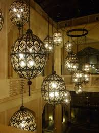 this could look beautiful in a hotel entrance hall arabic influenced lighting light fixtures i15